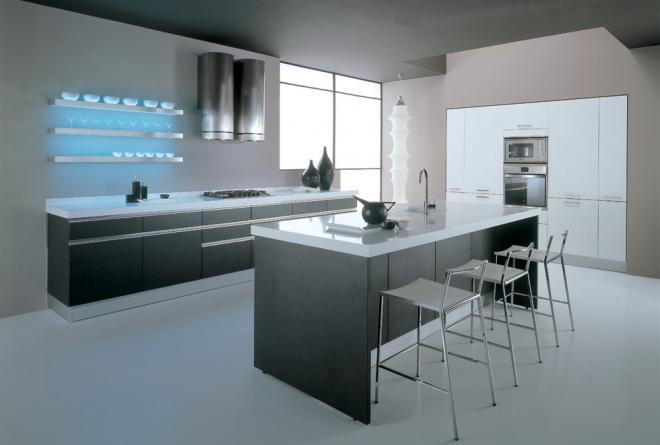 2012 Modern Mutfak Modellerini gördünüz mü?
