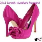 2013 Topuklu Ayakkabı Modelleri