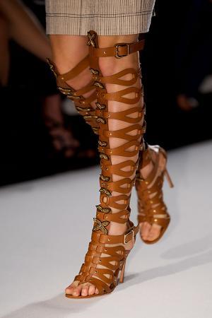 2013 Bayan Çizme, Bot Modelleri