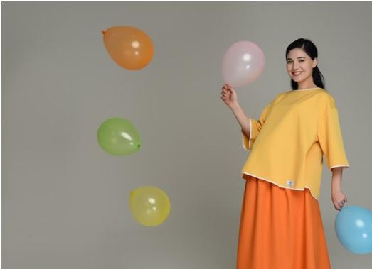 Farklı Renk ve Desenleriyle Doğum Elbisesi Modelleri
