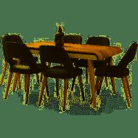 Yemek Odası Tasarımı Nasıl Yapılmalı